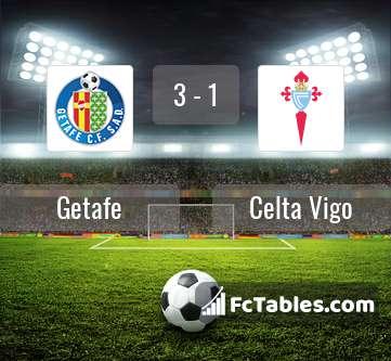 Preview image Getafe - Celta Vigo