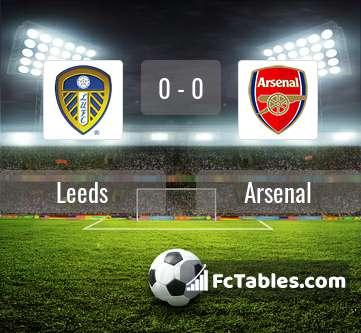 Anteprima della foto Leeds United - Arsenal