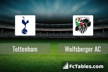 Preview image Tottenham - Wolfsberger AC