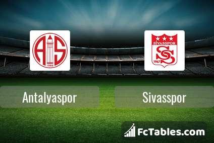 Preview image Antalyaspor - Sivasspor