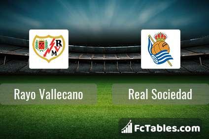 Anteprima della foto Rayo Vallecano - Real Sociedad