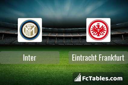 Anteprima della foto Inter - Eintracht Frankfurt