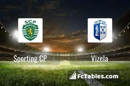 Preview image Sporting CP - Vizela