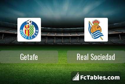 Anteprima della foto Getafe - Real Sociedad