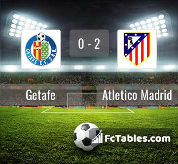Preview image Getafe - Atletico Madrid