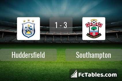 Preview image Huddersfield - Southampton
