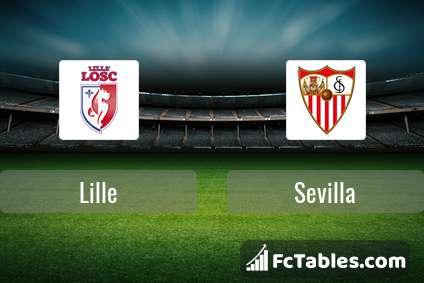 Lille Sevilla H2H