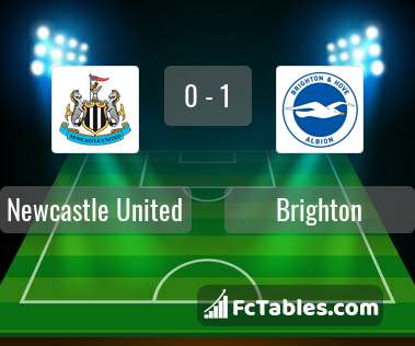 Preview image Newcastle United - Brighton