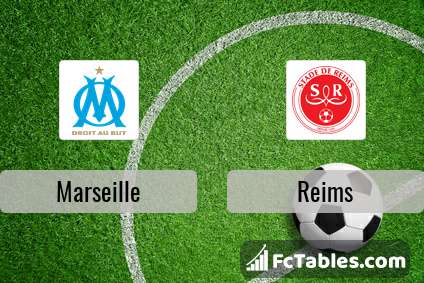 Preview image Marseille - Reims