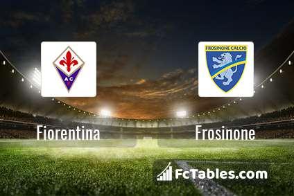 Podgląd zdjęcia Fiorentina - Frosinone
