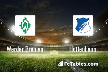 Podgląd zdjęcia Werder Brema - Hoffenheim