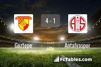 Preview image Goztepe - Antalyaspor