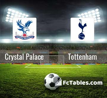Preview image Crystal Palace - Tottenham
