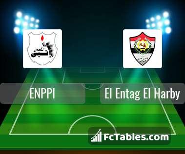 ENPPI El Entag El Harby H2H