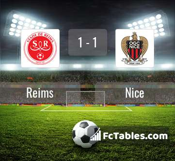 Preview image Reims - Nice