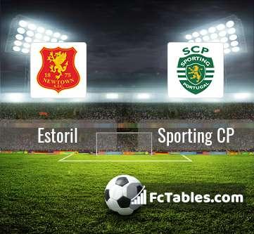 Preview image Estoril - Sporting CP