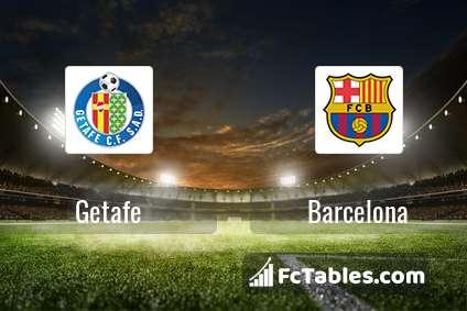 Anteprima della foto Getafe - Barcelona