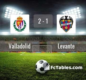 Podgląd zdjęcia Valladolid - Levante