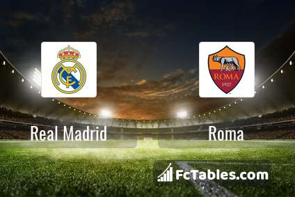 Preview image Real Madrid - Roma