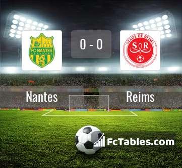 Preview image Nantes - Reims