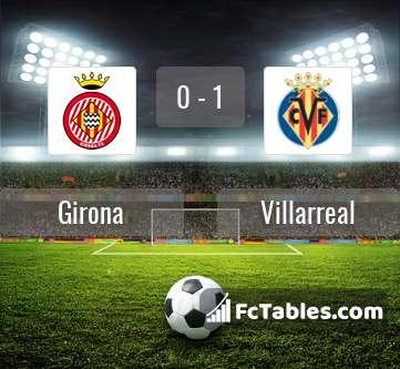 Podgląd zdjęcia Girona - Villarreal