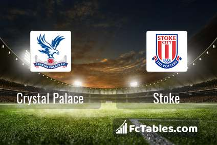 Preview image Crystal Palace - Stoke