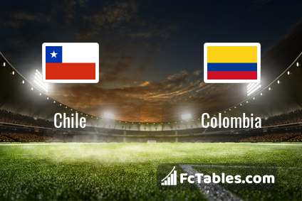 Preview image Chile - Colombia