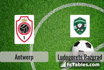Preview image Antwerp - Ludogorets Razgrad