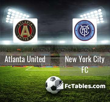 Preview image Atlanta United - New York City FC