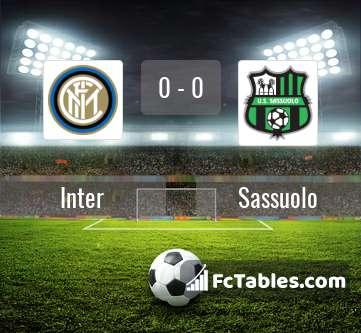Podgląd zdjęcia Inter Mediolan - Sassuolo