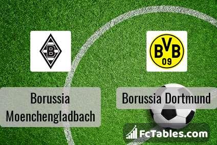 Podgląd zdjęcia Borussia M'gladbach - Borussia Dortmund