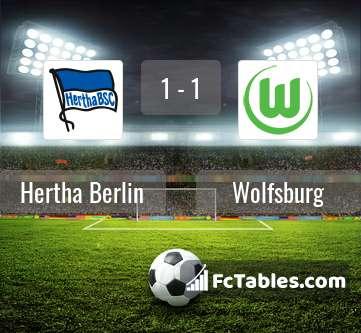 Preview image Hertha Berlin - Wolfsburg