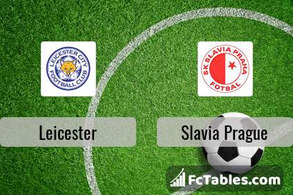 Preview image Leicester - Slavia Prague