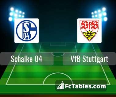 Preview image Schalke 04 - VfB Stuttgart