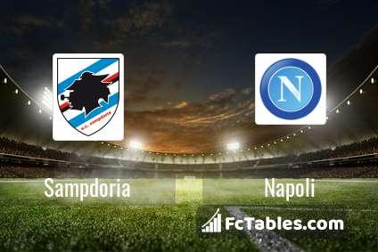 Preview image Sampdoria - Napoli