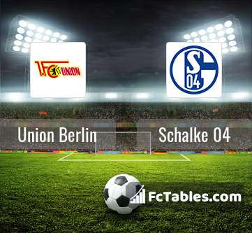 Preview image Union Berlin - Schalke 04