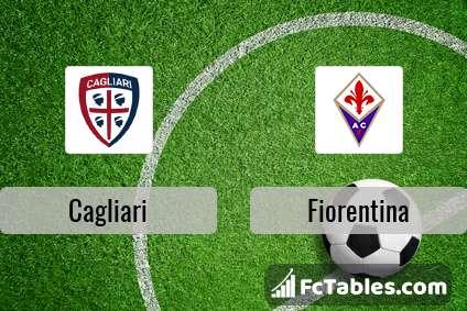 Podgląd zdjęcia Cagliari - Fiorentina