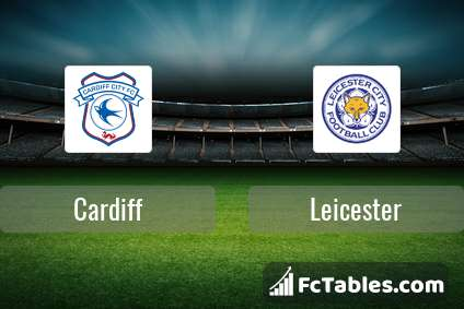 Preview image Cardiff - Leicester