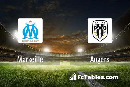 Preview image Marseille - Angers