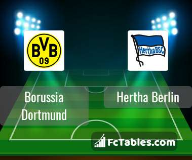 Preview image Borussia Dortmund - Hertha Berlin