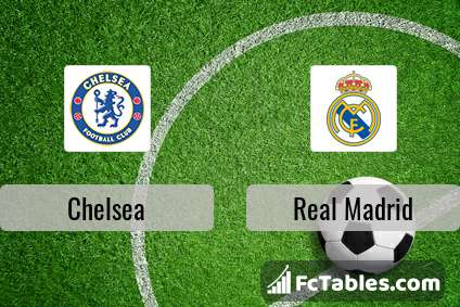 Anteprima della foto Chelsea - Real Madrid