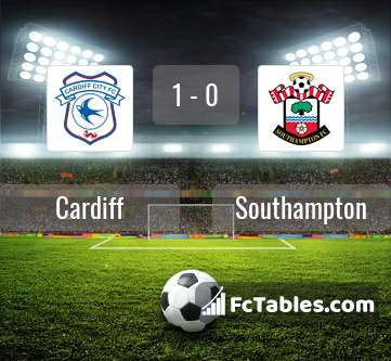 Preview image Cardiff - Southampton