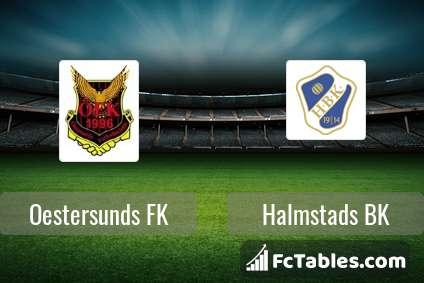 Preview image Oestersunds FK - Halmstads BK