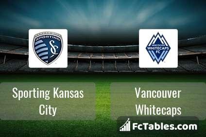 Preview image Sporting Kansas City - Vancouver Whitecaps