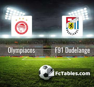 Preview image Olympiacos - F91 Dudelange
