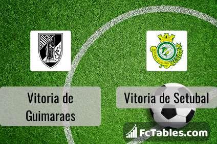 Preview image Vitoria de Guimaraes - Vitoria de Setubal