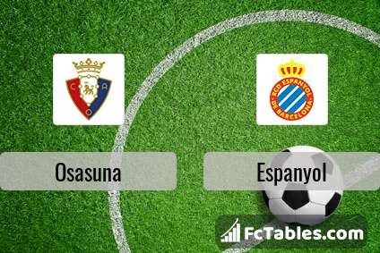 Podgląd zdjęcia Osasuna Pampeluna - Espanyol