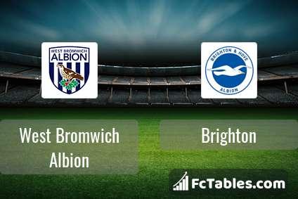 Podgląd zdjęcia West Bromwich Albion - Brighton & Hove Albion
