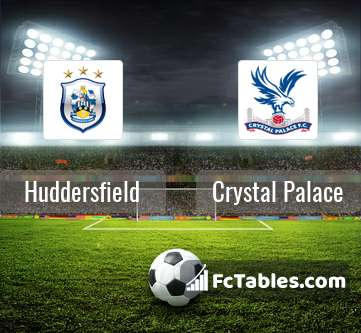 Preview image Huddersfield - Crystal Palace