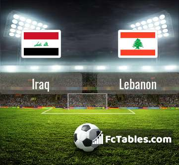 Preview image Iraq - Lebanon
